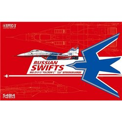 GREAT WALL HOBBY S4814 1/48 MiG-29 9-13 Fulcrum-C