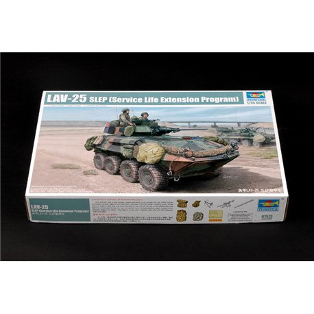 TRUMPETER 01513 1/35 LAV-25 SLEP (Service Life Extension Pro)