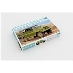 TRUMPETER 02327 1/35 Soviet UAZ-469 All-Terrain Vehicle