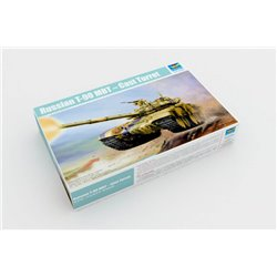 TRUMPETER 05560 1/35 Russian T-90A MBT - Cast Turret