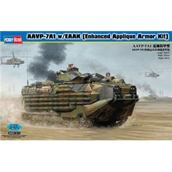 HOBBY BOSS 82414 1/35 AAVP-7A1 w/EAAK Enhanced Appliqué Armor Kit