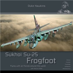 HMH Publications 017 Duke Hawkins Sukhoi Su-25 Frogfoot