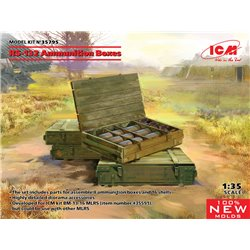 ICM 35795 1/35 RS-132 Ammunition Boxes