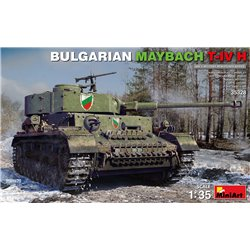 MINIART 35328 1/35 Bulgarian Maybach T-IV H