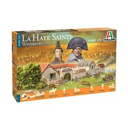 ITALERI 6197 1/72 La Haye Sainte Waterloo 1815
