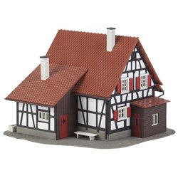 FALLER 131523 1/87 Half-timbered house