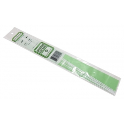 EVERGREEN EG102 0.25x 1 mm rectangular section 10 Strips