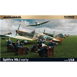 EDUARD 82152 1/48 Spitfire Mk.I early