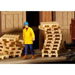 Evergreen Plastics EG189 0.125 x 0.250 rectangular section 5 per pack