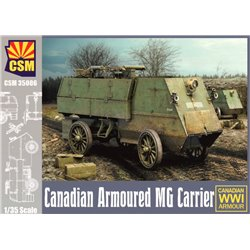 COPPER STATE MODEL 35006 1/35 Canadian Armoured MG Carrier