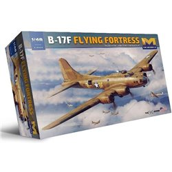 HK MODELS 01F002 1/48 B-17F Flying Fortress