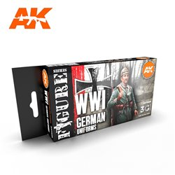 AK INTERACTIVE AK11629 WWI GERMAN UNIFORM SET