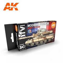 AK INTERACTIVE AK11661 MODERN FRENCH AFV SET