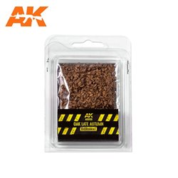 AK INTERACTIVE AK8159 OAK LATE AUTUMN LEAVES