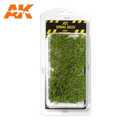 AK INTERACTIVE AK8167 SPRING GREEN SHRUBBERIES