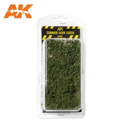 AK INTERACTIVE AK8168 SUMMER DARK GREEN SHRUBBERIES