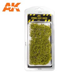 AK INTERACTIVE AK8171 SPRING LIGHT GREEN SHRUBBERIES