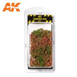 AK INTERACTIVE AK8173 BLOMMING PINK SHRUBBERIES