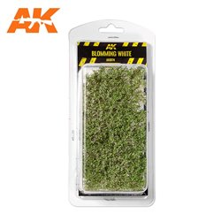 AK INTERACTIVE AK8174 BLOMMING WHITE SHRUBBERIES