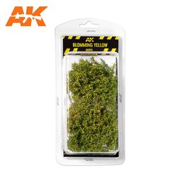 AK INTERACTIVE AK8175 BLOMMING YELLOW SHRUBBERIES