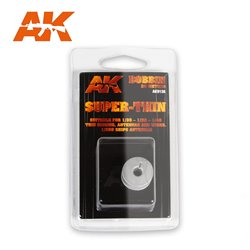 AK INTERACTIVE AK9136 ELASTIC RIGGING BOBBIN SUPER-THIN