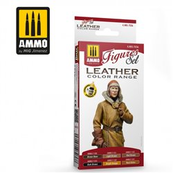 AMMO BY MIG A.MIG-7036 LEATHER FIGURES SET