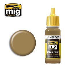 AMMO BY MIG A.MIG-0272 Mimetic Yellow 4 17ml
