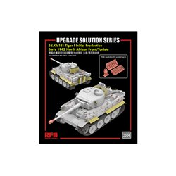 RYE FIELD MODEL RM-2006 1/35 Upgrade Kit for RFM5001 & RFM5050 Tiger I Initial Production