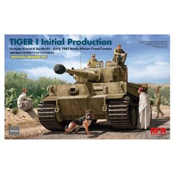 RYE FIELD MODEL RM-5050 1/35 Tiger I Initial Production
