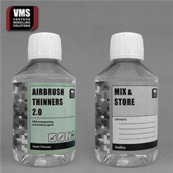 VMS VMS.TH01C Thinners 2.0 acrylic concentrate & Mix bottle 200 ml