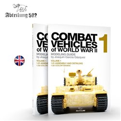 ABTEILUNG 502 ABT611 Combat Vehicles of WWII – Volume 1 (Anglais)
