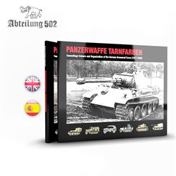 ABTEILUNG 502 ABT722 Panzerwaffe Tarnfarben – Camouflage Colours and Organization of The German Armoured Force (1917-1945) (Angl