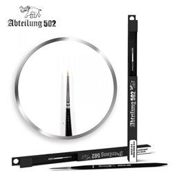 ABTEILUNG 502 ABT830-10/0 Round Brush Deluxe Synthetic 10/0