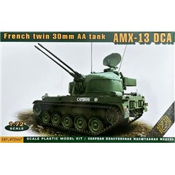 ACE 72447 1/72 French Twin 30mm AA tank AMX-13 DCA