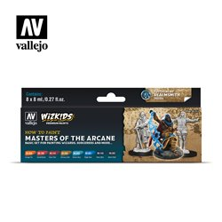 VALLEJO 80.257 Masters of the Arcane