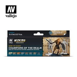 VALLEJO 80.250 Champions of the Realm