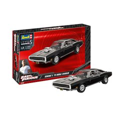 REVELL 07693 1/25 Fast & Furious - Dominics 1970 Dodge Charger