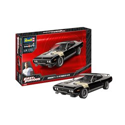 REVELL 07692 1/24 Fast & Furious - Dominic's 1971 Plymouth GTX