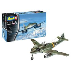 REVELL 03875 1/32 Me262 A-1 Jetfighter