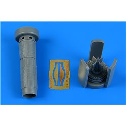 AIRES 4837 1/48 MiG-15 exhaust nozzle for BRONCO