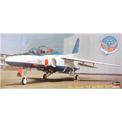 HASEGAWA 02865 1/72 Blue Impulse T-4 '1st Roll Out'