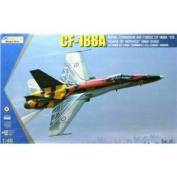 KINETIC K48079 1/48 CF-188A RCAF 20 years services