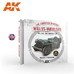 AK INTERACTIVE AK130002 WILLYS – OVERLAND (CANADIAN)