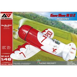 A&A MODELS 4808 1/48 Gee Bee R1/2
