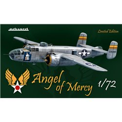 EDUARD 2140 1/72 ANGEL OF MERCY, Limited edition