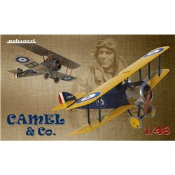 EDUARD 11151 1/48 BIGGLES & Co., Limited edition