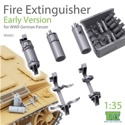 T-REX STUDIO TR35021 1/35 WWII German Panzer Fire Extinguisher Early Version