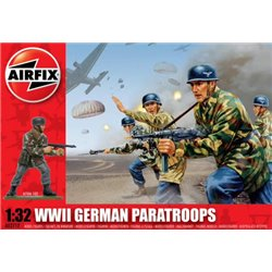 AIRFIX A02712V 1/32 WWII German Paratroops