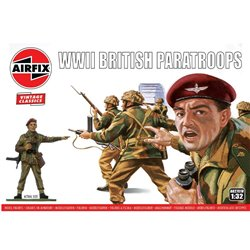 AIRFIX A02701V 1/32 WWII British Paratroops