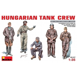 MIniArt 35157 Maquette 1/35 HUNGARIAN TANK CREW